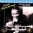 リズム・セイヴド・ザ・ワールド/Louis Armstrong