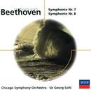 ベートーヴェン:交響曲弟7・8番/Chicago Symphony Orchestra, Sir Georg Solti