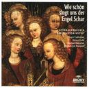 Wie schön singt uns der Engel Schar - Weihnachtslieder der Praetoriuszeit/Margot Guillaume, Helmut Krebs, Dresdner Kreuzchor, Knabenchor Hannover