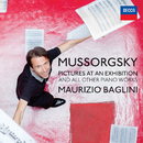 Mussorgsky: Pictures At An Exhibition And All Other Piano Works/Maurizio Baglini