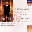 Mussorgsky: Pictures at an Exhibition//Prokofiev: Symphony No.1/Tchaikovsky: 1812/Chicago Symphony Orchestra, Sir Georg Solti