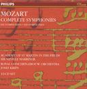モーツァルト:交響曲全集/Academy of St. Martin in the Fields, Sir Neville Marriner, Royal Concertgebouw Orchestra, Josef Krips