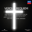 Verdi: Requiem/Anja Harteros, Elina Garanca, Jonas Kaufmann, René Pape, Coro del Teatro alla Scala di Milano, Orchestra del Teatro alla Scala di Milano, Daniel Barenboim