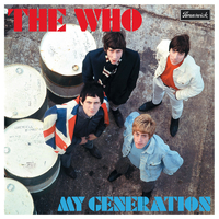 My Generation(Stereo Version)/The Who
