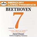 Beethoven: Symphony No.7 / 3 Overtures/London Symphony Orchestra, Antal Doráti