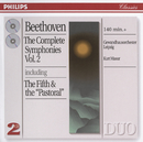 Beethoven: The Complete Symphonies, Vol. 2 (2 CDs)/Gewandhausorchester Leipzig, Kurt Masur