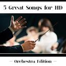ハイレゾで聴くオーケストラ(Orchestra Edition)/Herbert von Karajan, Zubin Mehta, Eugen Jochum