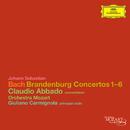 バッハ:ブランデンブルク協奏曲/Orchestra Mozart, Claudio Abbado, Giuliano Carmignola