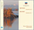 Beethoven: Symphony No.8 / Bruckner: Symphony No.1/Wiener Philharmoniker, Claudio Abbado