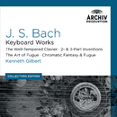 Bach, J.S.: Keyboard Works; The Well-Tempered Clavier; 2- & 3- Part Inventions; The Art Of Fugue; Chromatic Fantasy & Fugue (Collectors Edition)/Kenneth Gilbert