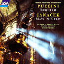 Puccini: Requiem / Janacek: Mass in E flat/Choir of Gonville & Caius College, Cambridge, Geoffrey Webber