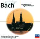 C.P.E. Bach: Hamburger Sinfonien Wq182 (Eloquence)/The Academy of Ancient Music, Christopher Hogwood