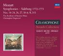 Mozart: The Symphonies, Vol.3 (3 CDs)/The Academy of Ancient Music, Christopher Hogwood, Jaap Schröder