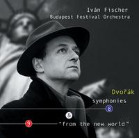 Dvorak: Symphonies Nos.8 & 9 -