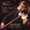 """Timeless"" Brahms & Bruch Violin Concertos/David Garrett, Israel Philharmonic Orchestra, Zubin Mehta"