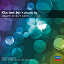 Klarinettenkonzerte - Mozart/Spohr/Weber (Classical Choice)/Ernst Ottensamer, Sir Colin Davis, Wiener Philharmoniker