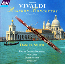 Vivaldi: Bassoon Concertos Vol.3/Daniel Smith, English Chamber Orchestra, Sir Philip Ledger, Zagreber Solisten, Tonko Ninić