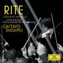 """""""Rite"""" - Stravinsky: Le Sacre du printemps; Revueltas: La noche de los mayas/Simón Bolívar Youth Orchestra of Venezuela, Gustavo Dudamel"""