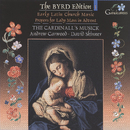 Byrd: Early Latin Church Music; Propers for Lady Mass in Advent/The Cardinall's Musick, Andrew Carwood, David Skinner