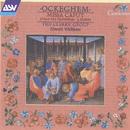 Ockeghem: Missa Ma maistresse; Missa Caput/The Clerks' Group, Edward Wickham