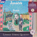 Janacek: The 2 String Quartets / Dvorak: Cypresses, B152/The Lindsays