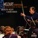モーツァルト:交響曲集/Orchestra Mozart, Claudio Abbado