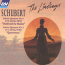 "Schubert: String Quartet No.14 in D minor ""Death and the Maiden""; String Quartet No.12 in C minor ""Quartettsatz""/The Lindsays"