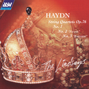 Haydn: String Quartets, Op.76, Nos. 1, 2 & 3/The Lindsays