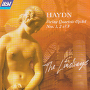 Haydn: String Quartets Op.64 Nos. 1, 2, 3/The Lindsays