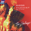 Haydn: String Quartets Op.33 Nos. 1,2,4/The Lindsays