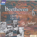 "Beethoven: String Quartets, Op.95 ""Serioso"" & Op.127/The Lindsays"