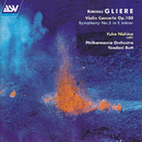 Gliere: Violin Concerto in G minor; Symphony No.2 in C minor/Yuko Nishino, Philharmonia Orchestra, Yondani Butt