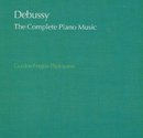 Debussy: The Complete Piano Music (4 CDs)/Gordon Fergus-Thompson