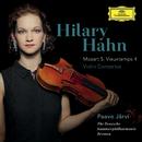 Mozart: Violin Concerto No.5 In A, K.219 / Vieuxtemps: Violin Concerto No.4 In D Minor, Op.31 (Bonus Track Version)/Hilary Hahn, The Deutsche Kammerphilharmonie Bremen, Paavo Järvi