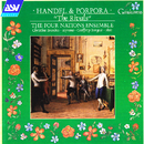 "Handel and Porpora ""The Rivals""/The Four Nations Ensemble, Christine Brandes, Geoffrey Burgess"