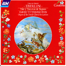 Eberlin: The 9 Toccatas and Fugues/David Titterington