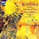 Korngold: Sextet;String Quartet No.3/The Flesch Quartet, Ian Humphries, David Bucknall