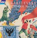 Kabalevsky: Symphonies 1 & 2/Armenian Philharmonic Orchestra, Loris Tjeknavorian