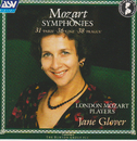 "Mozart: Symphonies Nos.31 ""Paris"", 36 ""Linz"" & 38 ""Prague""/London Mozart Players, Jane Glover"