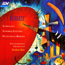 Kodaly: Symphony; Summer Evening; Hungarian Rondo/Philharmonia Orchestra, Yondani Butt