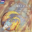 Rozsa: The 2 String Quartets/The Flesch Quartet