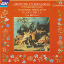 Sances: 17th Century Music for Sopranos, Harp and Guitar/Musica Fabula, Jan Walters, Alastair Hamilton