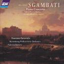 Sgambati: Piano Concerto; Cola di Rienzo; Berceuse-Reverie/Francesco Caramiello, Nuremberg Philharmonic Orchestra, Fabrizio Ventura