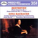 Beethoven: Piano Concertos Nos. 4 & 5/Gina Bachauer, London Symphony Orchestra, Stanislaw Skrowaczewski, Antal Doráti