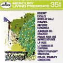 Ibert: Escales / Ravel: Rapsodie Espagnole; La valse; Le Tombeau de Couperin etc./Detroit Symphony Orchestra, Paul Paray