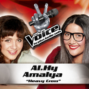 Heavy Cross - The Voice : La Plus Belle Voix/Amalya, Al.Hy