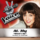 What's Up - The Voice : La Plus Belle Voix/Al.Hy