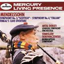 "Mendelssohn: Symphony No.3 – ""Scottish"" & Symphony No.4 – ""Italian"";  Fingal's Cave Overture/London Symphony Orchestra, Antal Doráti, Minneapolis Symphony Orchestra, Stanislaw Skrowaczewski"