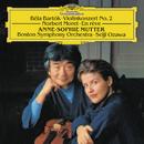 バルト-ク:ヴァイオリン協奏曲第2番/モレ:<夢に>/Anne-Sophie Mutter, Boston Symphony Orchestra, Seiji Ozawa