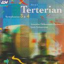 Terterian: Symphonies 3 & 4/Armenian Philharmonic Orchestra, Loris Tjeknavorian